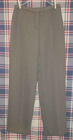 LADIES SIZE 4 BLACK/WHITE DRESS PANTS BY VILLAGER A LIZ CLAIBORNE COMPANY  #LizClaiborne #DressPants