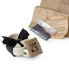 Look what I found at UncommonGoods: Tea Leaf Reading Kit for AUD 31.97