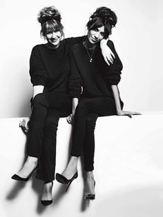 the cutest :: tennessee thomas + alexa chung
