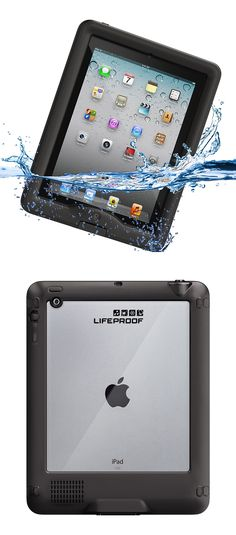 The Lifeproof iPad Case- I want ipad and case please :) More at http://atechpoint.com/ #tech #atechpoint