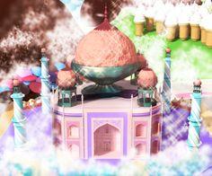 Taj Mahal. http://www.behance.net/gallery/Campanha-3D/10884357