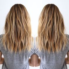 Lob, blonde long bob