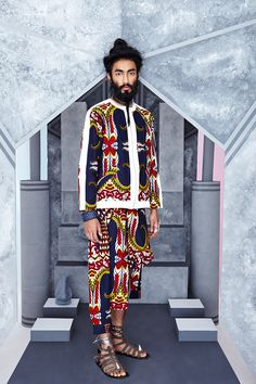 Such beautiful prints. DENTdeMAN-SS14-Campaign_fy7