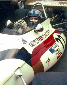 Pedro Rodriguez BRM P153 GB 1970