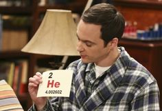 """The Big Bang Theory 9×23, """"The Line Substitution Solution"""""""