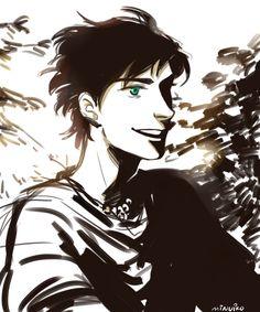 Percy | art by minuiko