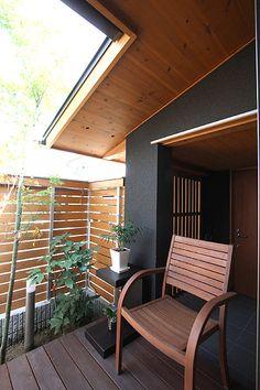 お孫さんが喜ぶ スキップフロアのお家:大阪の注文住宅、木の家の一戸建てなら工務店「コアー建築工房」 Outdoor Chairs, Outdoor Furniture, Outdoor Decor, Interior, Home Decor, Decoration Home, Indoor, Room Decor, Garden Chairs