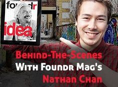 284 – Foundr Magazine's Nathan Chan takes us behind-the-scenes of his burgeoning online magazine empire