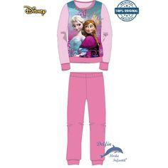 305c1f867a Comprar Pijama para niña de FROZEN DISNEY micropolar rosa en CAJA