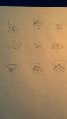 Eye study Eye Study, Eye Drawing Tutorials, Eye Drawings, Eyes, Painting, Art, Art Background, Painting Art, Kunst