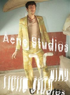 Acne Studios Bring Some Gender-Bending Surf Vibes For SS16   Fashion Magazine   News. Fashion. Beauty. Music.   oystermag.com