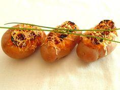 Pommes de terre farcie à l'Espagnole http://www.la-gourmandise-selon-angie.com/archives/2012/05/06/24150933.html