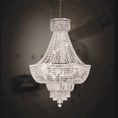 Classical Crystal Chandelier * 16 Lights