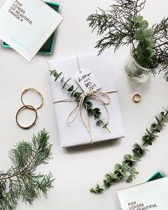 Hübsch verpackt: Die 10 schönsten Inspirationen für Weihnachtsgeschenke | Journelles