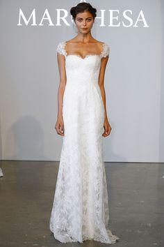 Something New - Marchesa Lace Wedding Dress