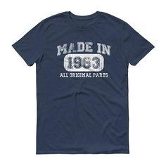 1963 Birthday Gift, Vintage Born in 1963 t-shirt for men, 55th Birthday shirt for him, Made in 1963 T-shirt, 55 Year Old Birthday Shirt #BirthdayShirt #men #55YearsOld #Vintage1963 #him #1963 #BornIn1963 #1963Birthday #MadeIn1963 #BirthdayGift