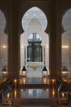 Royal Mansour Marrakech hotel