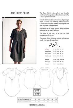 dress shirt pattern 3