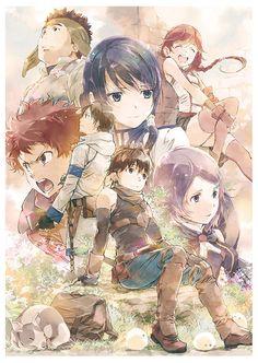 Blu-ray&DVD EVENT丨TVアニメ「灰と幻想のグリムガル」公式サイト
