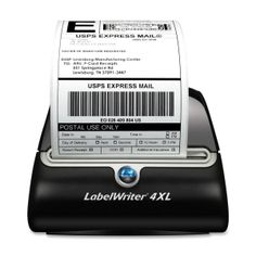 COLAMCO: Dymo LabelWriter 4XL Direct Thermal Printer 1755120