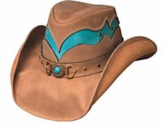 Bullhide Montecarlo Ultimate Cowgirl Premium Wool w Studded Leather Detail Western Hat Sand xlarge