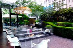 Ausgefallene Tagungsräume | Konferenzräume | Meetingräume | Design Hotel Hamburg