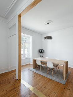 Aurora Arquitectos, do mal o menos · Apartment in Estrela
