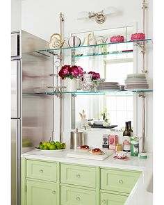 Spring Refresh #10: Step Inside the Perfect Petite Kitchen – One Kings Lane — Our Style Blog
