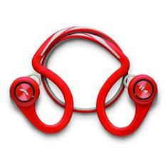 Plantronics Ecouteurs stéréo Bluetooth Sport Noir-rouge a 99,90 € sur lick.fr