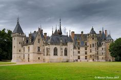 French Architecture, Amazing Architecture, Abandoned Castles, Abandoned Mansions, Princess Tower, I Capture The Castle, French Castles, Château Fort, Fortification
