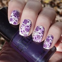 @bundlemonster stamping polish monarch dream & crowley. Stamping plate from AliExpress (w series)