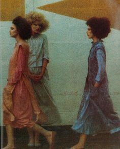 Photo by Gianbarberis for Vogue Italia, 1975