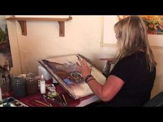 ▶ Water Colors with Maryanne Holmes - YouTube
