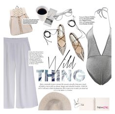 Wild thing by punnky on Polyvore featuring polyvore fashion style Retrò Georg Jensen Haute Hippie clothing