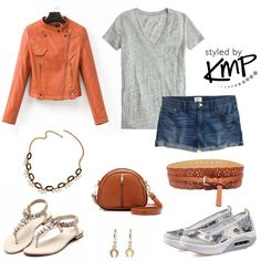 Outfit for . I like cute and smart and modern outfit . Use my clothes.