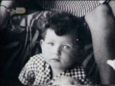 3-year-old Bob Dylan. Look at dem cheeks! :) I love him even more after seeing this!