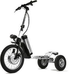 Electric Scooters For Adults | 3 Wheel Electric Personal Transportation Vehicle trying this as a mobility device I did get a seat for it since I can not stand for long.