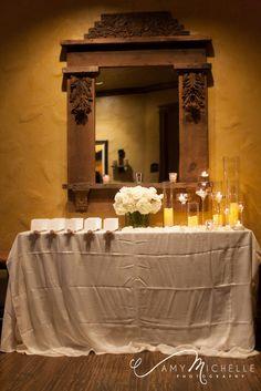 Love this #romantic feel in the Private Dining Room in Park Hyatt Beaver Creek in Colorado