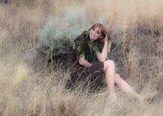 NICKELBEE Studios fibre couture by Nikki Marshall