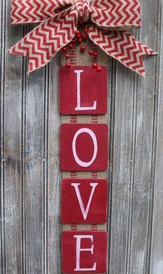 Brilliant DIY Valentines Decoration Ideas 39