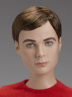 SHELDON COOPER - First Edition Temporarily Out of Stock | Tonner Doll Company  -  Pinned 3-10-2015.