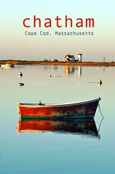 Chatham, Cape Cod Poster by Chris Seufert, via Flickr