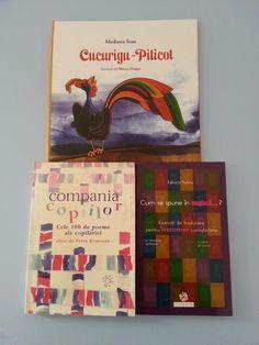 Lasă-ne un comentariu pe pagina noastra de Facebook și poți câștiga prin tragere la sorți, un set de cărți oferit de portalul Educație în Mureș. Vineri, 22.02.2013, ora 14.00, anunțăm câștigătorul.   Titlul cărților este: Cele 100 de poeme ale copilăriei, Cum se spune în engleză...? și Cucurigu-Piticot.   Comentariile, sfaturile și sugestiile voastre, ne vor ajuta să îmbunătățim calitatea materialelor pe care vi le oferim în mod gratuit.  http://www.facebook.com/Educatie.Inmures?fref=ts