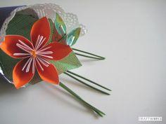 Flores de papel #origami