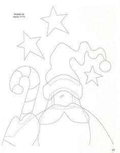 Arte em Patchwork - Especial de Natal - 15a   by I LOVE PATCHWORK - By Deise