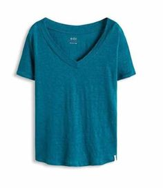 Edc Camisetas para mujer Mujer Ofertas especiales y promociones  Caracteristicas Del Producto: - Precio mínimo anterior: 29.99 euro - 100% Lino - Lavar