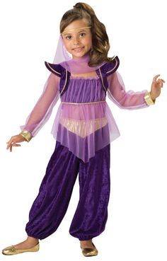 Shimmer and Shine.Jasmine princess.Shimmer Shine Costume Genie ...