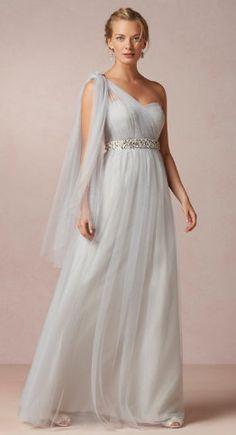 ethereal bridesmaid dress | BHLDN