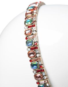 HAIRBAND WITH MULTICOLOURED STONES - Accessories - Accessories - Woman - ZARA United States
