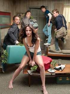 Weeds cant express how much I love this show or her...